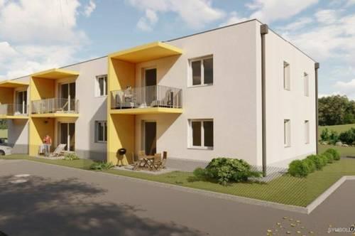 Ardagger Stift - schöne 2 Zimmerwohnung mit gemütlichem Garten und Terrasse