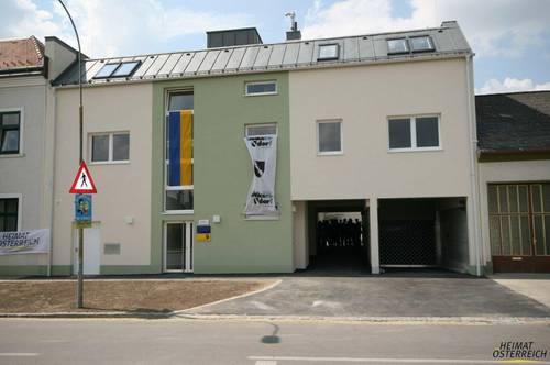 Betreutes Wohnen in Wolkersdorf – herrliche 3-Zimmerwohnung im Dachgeschoss