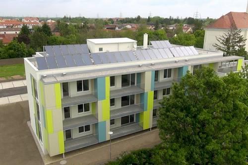 Münchendorf- schöne 2 Zimmerwohnung mit gemütlichem Balkon