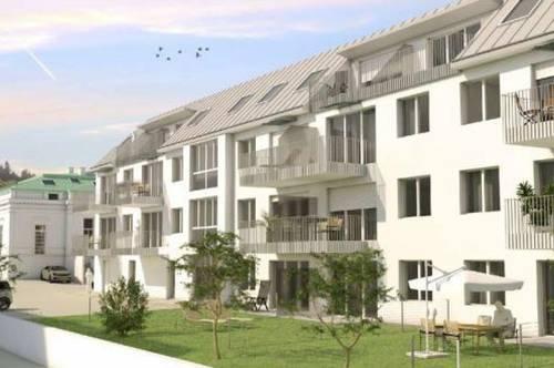 Pressbaum - perfekt angelegte 3 Zimmerwohnung im Obergeschoss (Top 28)