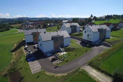 Euratsfeld – herrliche 3 Zimmerwohnung mit traumhafter Terrasse im Dachgeschoss