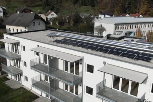 Betreutes Wohnen in Randegg – gemütliche 2 Zimmerwohnung mit herrlichem Balkon