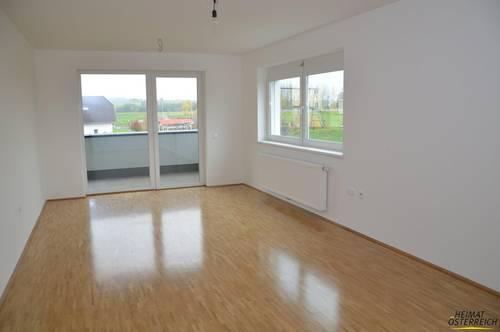 Betreutes Wohnen Ardagger Markt - schöne 2 Zimmerwohnung mit herrlichem Balkon