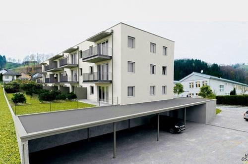 Betreutes Wohnen in Randegg – sonnige Wohnung mit herrlichem Balkon