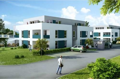 Geförderte Familienwohnung mit Kaufoption in Krummbach
