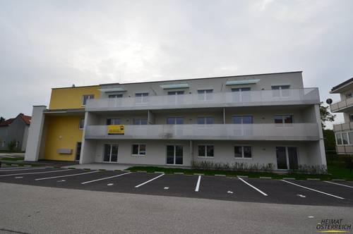 Betreutes Wohnen in Ennsdorf – gemütliche 2 Zimmerwohnung mit Terrasse im Erdgeschoss