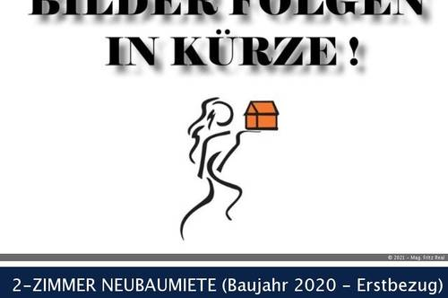 MÖDLING - 2-ZIMMER NEUBAUMIETE (Baujahr 2020 - Erstbezug)