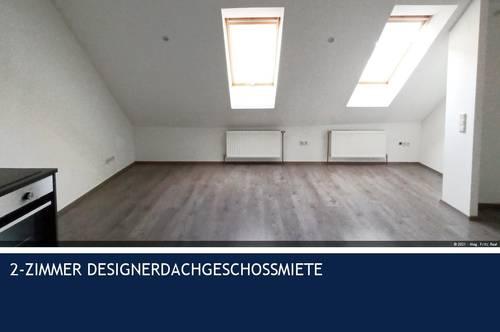 HAINBURG - 2-ZIMMER DESIGNERDACHGESCHOSSMIETE