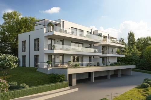 BELETAGE am Ruckerlberg – Gönnen Sie sich Ihren prächtigen Logenplatz. *inkl. Projektvideo*
