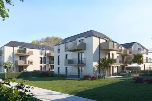 ÜBERFLIEGER - Moderne 3-Zimmer Eigentumswohnung in Langenzersdorf. *inkl. Projektvideo*