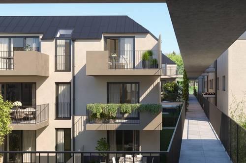 ÜBERFLIEGER - Moderne 2-Zimmer Eigentumswohnung in Langenzersdorf. *inkl. Projektvideo*