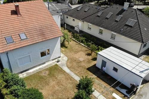 Zweifamilienhaus Oberlisse, nähe U1 Leopoldau