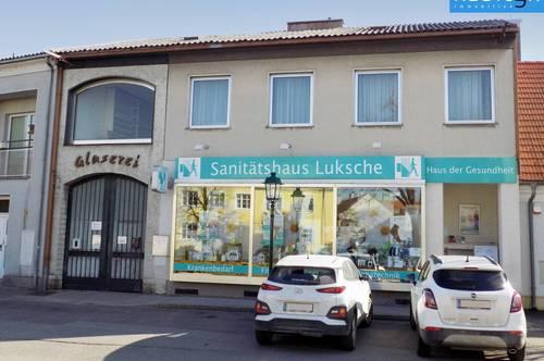 Rarität in einzigartiger Lage - Wohn- und Geschäftshaus im Zentrum von Groß-Enzersdorf