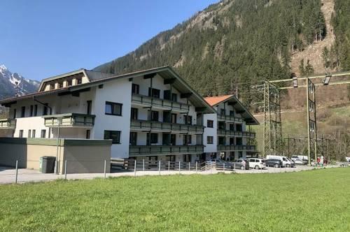 Wohnung für Sonnenanbeter in Mayrhofen