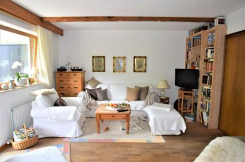 92 m² Gartenwohnung in zentraler, ruhiger Lage in Going
