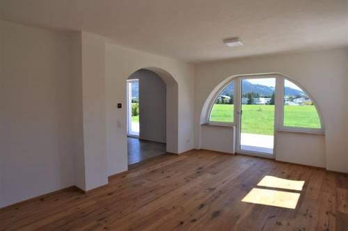 3 Zimmer Gartenwohnung mit Panoramablick auf das Kiztbüheler Horn