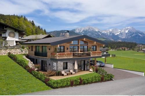 Neubau - CHALET in wunderschöner, ruhiger Sonnenlage