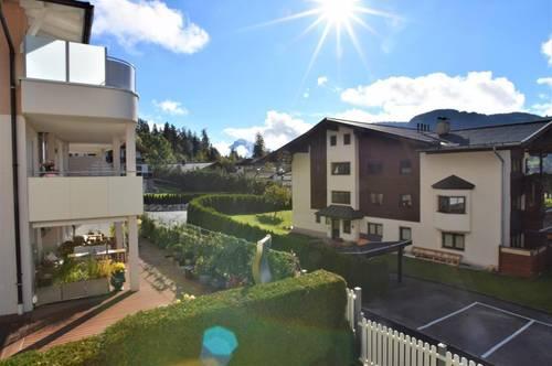 3 Zimmer Mietwohnung in ruhiger Panoramalage mit Ausblick auf das Kitzbüheler Horn - Hartkaiser und Wilder Kaiser