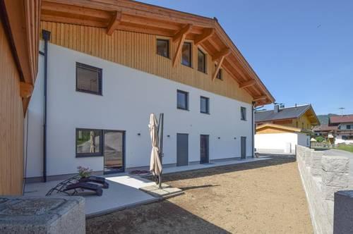 Erstbezug! Wunderschöne 3-Zimmerwohnung mit Balkon in sonniger Ruhelage