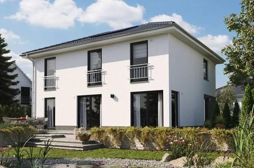 MITTERSILL: Moderne Villa inkl. großzügiges Grundstück in bester Lage.