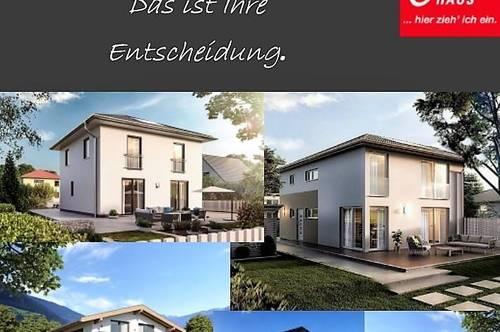 ST. JOHANN: TIROLER Ziegelmassivhaus mit Individualplanung ... MODERN oder TRADITIONELL