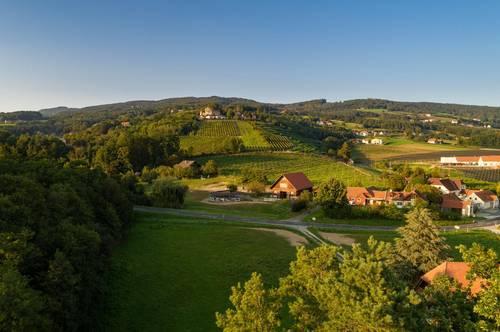 Schielleiten / Stubenberg: Für Pferdeliebhaber und Anleger: Landwirtschaft in herrlicher Aussichtslage