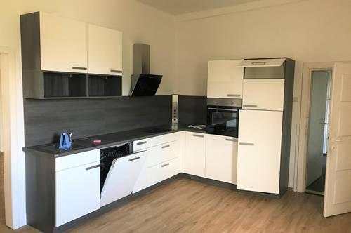 Frauental: helle 2 Zimmerwohnung in zentraler, ruhiger Lage.