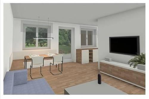 Neubauprojekt / Bezugstermin vorausstl. Ende 2022 Neubauwohnung in sonniger Lage!
