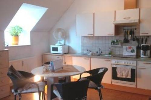 Gemütliche 2 Zimmer Wohnung in zentraler Stadtlage