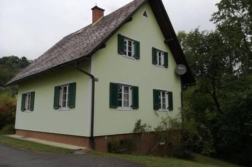 Leistbares Eigenheim in ländlicher Umgebung!