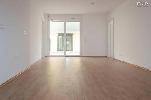 3-Zimmer Gartenwohnung im Zentrum, ruhige Innenhoflage