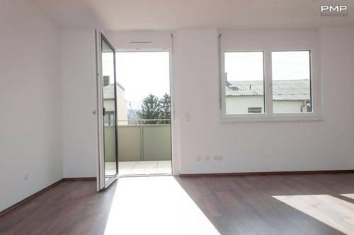 Sonnige 3-Zimmer Wohnung mit innenhofseitigem Balkon, zentrale Lage