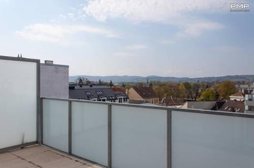 Traumhafte DG-Wohnung mit großer Terrasse