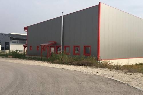 Lagerhalle Ebreichsdorf