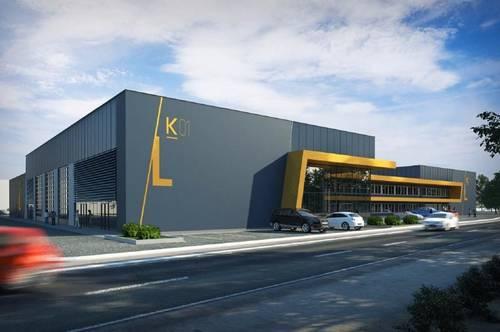 Businesspark Korneuburg Nord - Produktion, Lager, Büro - Miete!