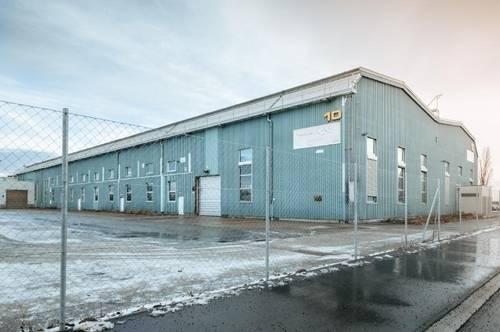 Lagerfläche am Siemens Werksgelände zu mieten!