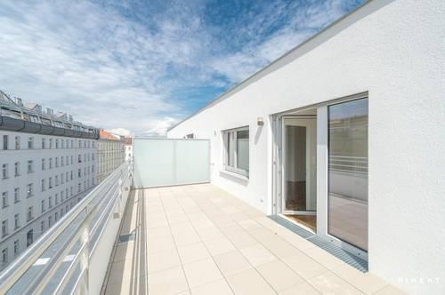 Zwei-Zimmerwohnung mit Terrasse | zu mieten ab Februar 2021