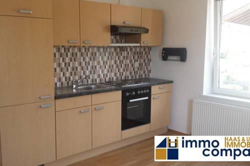 Jenbach - zentrale Lage: 3-Zimmermansardenwohnung, 55,51 m² Wohnfläche, 1Aap, Besucherparkplatz , Sofortbezug