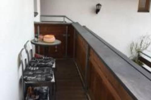 Preisgünstig!!! Thaur – Stadtnähe und trotzdem ländliche Idylle: 2-Zimmerwohnung, 60 m² Wfl in Bauernhaus, Balkon, Aap,, ab Jan.2022
