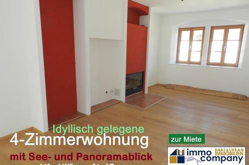 NEUER PREIS !! Exklusive 4 Zimmer Wohnung in Latschach!