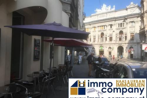 Cafe-Bar in sehr guter Innenstadtlage zu TOP-Mietkonditionen