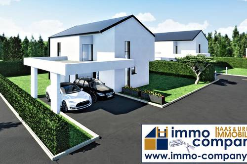 Provisionsfrei -modern - Neubau - absolute Ruhelage - 110 m² Wnfl. - 423 m² Gfl.
