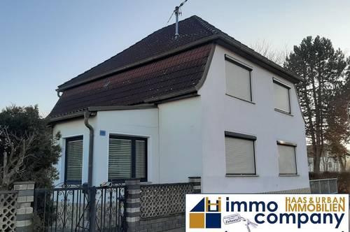 Schönes Einfamilienhaus in der Ortsmitte von Piringsdorf