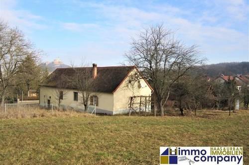Bauernhaus am Ortsrand von Güssing – Grundzukauf möglich…