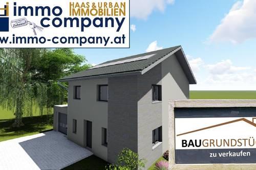 Erstbezug: Belagsfertiges ziegelmassiv Einfamilienhaus mit Garten - Gänserndorf Süd