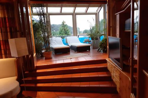Wiesing: Sonnige, gut ausgestattete 4 Zimmer Wohnung 143m2 Wohnfläche, Garage u. ein Autoabstellplatz