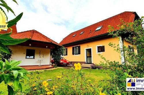 """Wunderschönes Einfamilienhaus im Dorfverband, ca. 159m² WNfl, ca. 658m² """"wochenendfreundlicher"""" Grund – Kaufpreis 189.000 Euro!"""