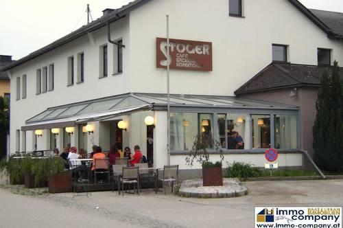 REDUZIERT - Wohnen und Arbeiten -- Cafehaus - Bäckerei - Konditorei --- Traditionelles, gut frequentiertes, gepflegtes und beliebtes CAFE samt Bäckerei, Konditorei u. Wohnung in zentraler Lage w. Pensionierung zu verkaufen