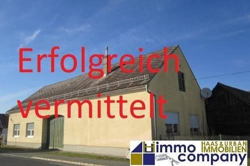 *Preisreduzierung* Interessantes Bauernhaus bei Mogersdorf - 69.000,-- €