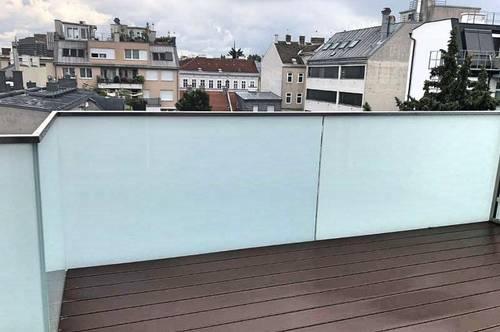 Erstbezug Dachgeschoss Maisonette Wohnung im 18 Bezirk